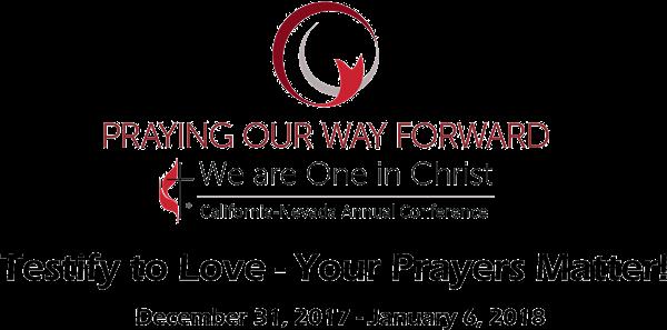 Praying Our Way Forward – Calvary GO