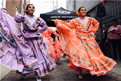 Celebrate Hispanic Heritage Month Sept 15-Oct 15