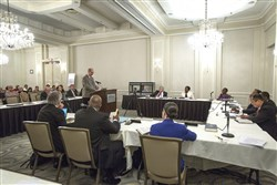 Judicial Council Hearings Video Available