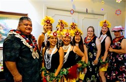 Aloha Spirit at Orland Federated
