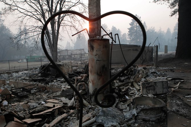 The Camp Fire: How to Help