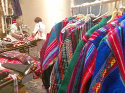 Sales at ACS Boost Donations from Mission Handcrafts Project