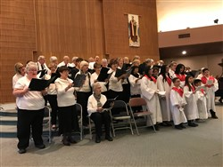 Ecumenical Concert in Concord Benefits Churches in Paradise