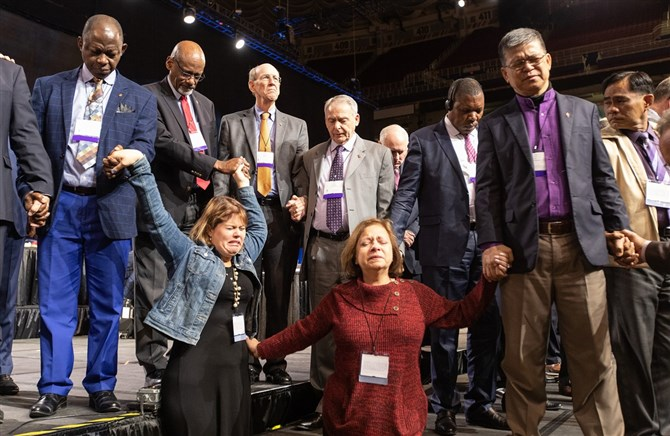 2019 General Conference passes Traditional Plan