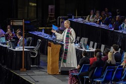 President of UMC Bishops Issues Pastoral Letter in Aftermath of General Conference