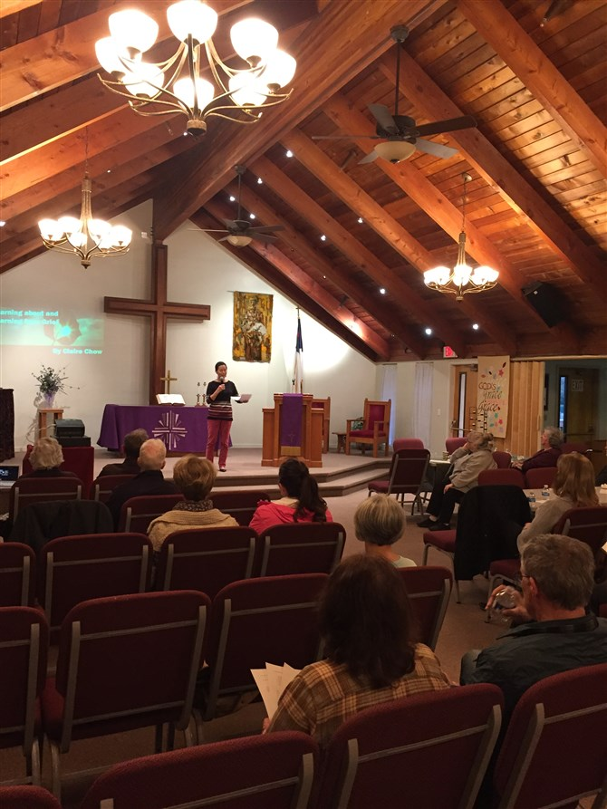 'Invite, Inspire, and Encourage' – San Ramon Grace UMC Welcomes Community to GRACE Talks
