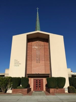First UMC, San Leandro Hosts Next Episcopal Visit on Tuesday