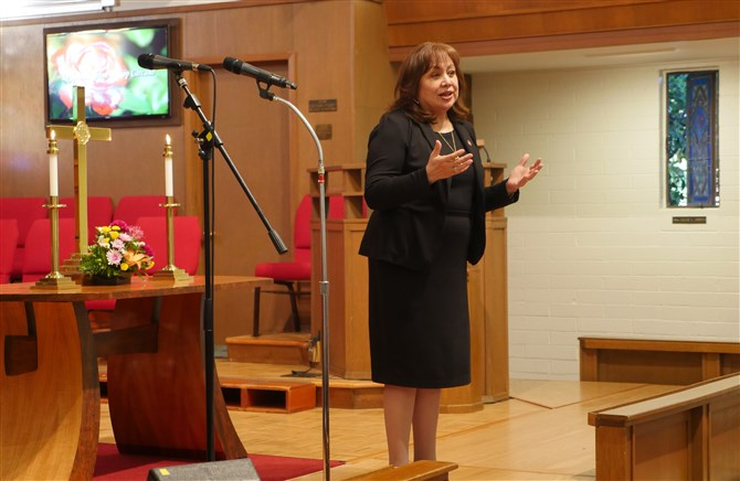 Bishop Carcaño Named Vice-Chair for California Endowment's Board of Directors