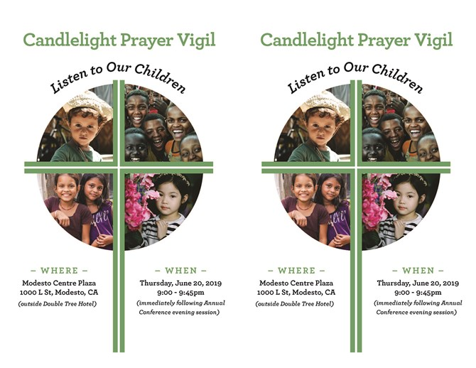 Attend Candlelight Prayer Vigil, 'Listen to Our Children,' at ACS