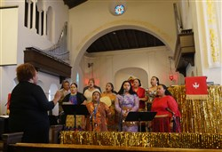 Praise Team, Choir from St. Luke's UMC, Richmond to Lead Worship at ACS