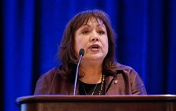 GBCS, Bishop Carcaño Join IIC in Protesting Fines by Trump Administration