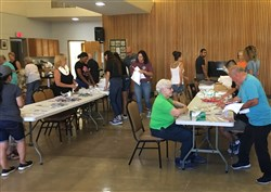 Sacramento UMC Joins Hands With Local Organizations For Border Relief Efforts