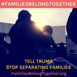 'Families Belong Together': Church World Service Calls for Loud Voices