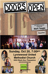 Attend Doors Open Musical at Lynnewood UMC