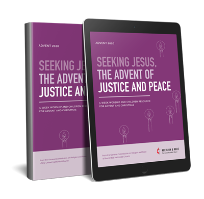 GCORR Advent Resource: Seeking Jesus, The Advent of Justice and Peace