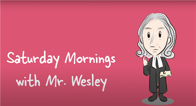 Saturday Morning with Mr. Wesley: Speaking in truth & love