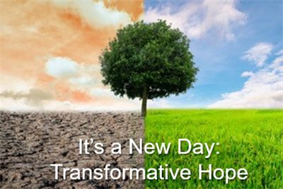 ECR District UMW Virtual Spiritual Retreat:  It's a New Day!