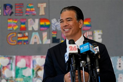 CA Attorney General Rob Bonta shaped by UMC heritage