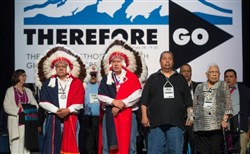 Sand Creek Massacre remembered at GC2016