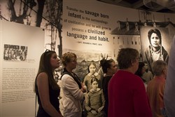 Museum tour a step in healing relationships with indigenous peoples