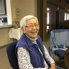 Aiko Takeda Receives Bishop's Award